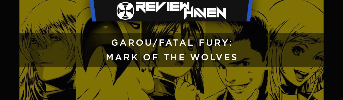 Garou/Fatal Fury: Mark of the Wolves